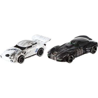 Hot Wheels Star Wars Character Cars 2Pk - Assorted