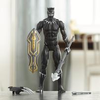 Marvel Avengers Titan Hero Series Blast Gear Deluxe Black Panther