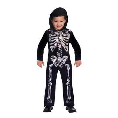 Halloween Spooky Skeleton Costume