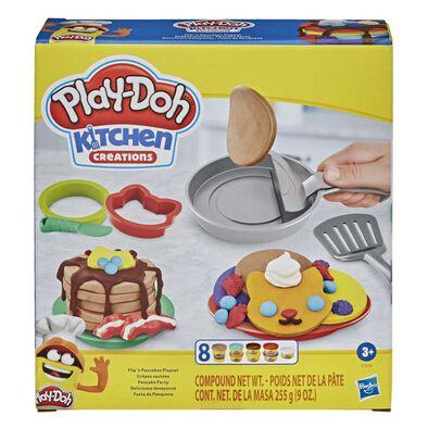 Playdoh Pancakes