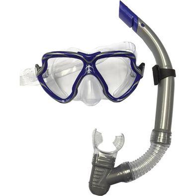 Aqua Leisure Youth Fiji Mask-Snorkel Combo - Assorted