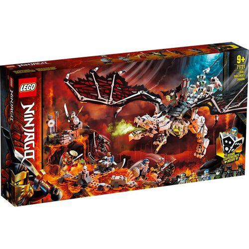 LEGO Ninjago Skull Sorcerer's Dragon 71721