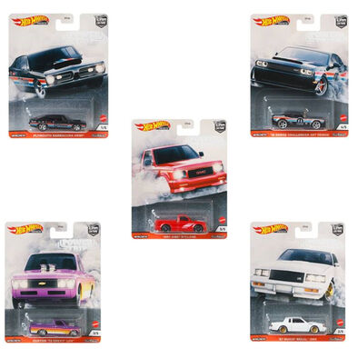 Hot Wheels Car Culture - Assorted