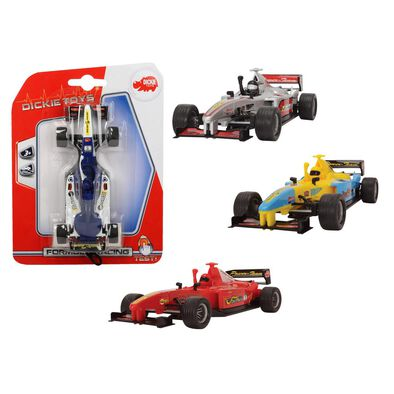 Dickie Toys Formula Racing - Assorted
