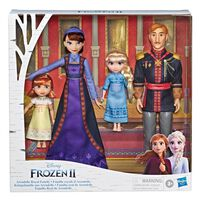 Disney Frozen 2 Arendelle Royal Family