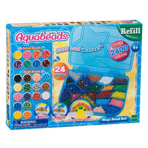 Aqua Beads Mega Bread Pack