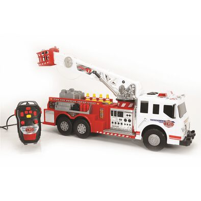Fast Lane 67Cm Remote Control Fire Engine