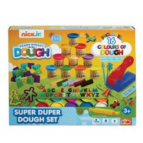 Nick Jr Ready Steady Dough Super Duper Dough Set