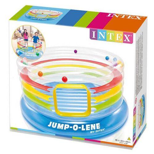 Intex Jump-O-Lene Transparent Ring Bounce