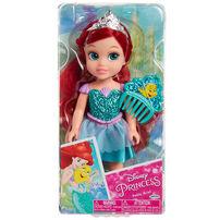 "Disney 6"" Princess Petite with Glitter - Assorted"