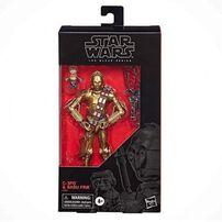 Star Wars Black Series 6 Inch Action Figure Exclusive C3Po & Baba Frik