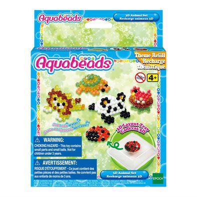 Aqua Beads 3D Animal Set