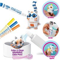 Crayola Scribble Scrubbie Pets Salon Set