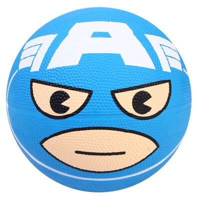 Marvel Rubber Basketball Captain America Size 3