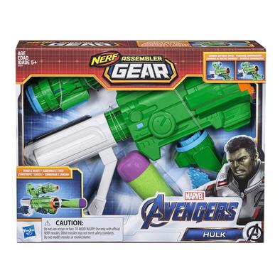 NERF Assembler Gear Marvel Avengers Hulk
