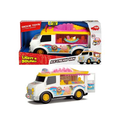 Dickie Ice Cream Van