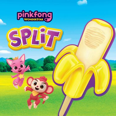 Nestle Pinkfong Wonderstar Split