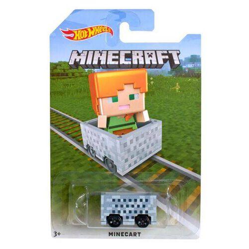 Hot Wheels Minecraft - Assorted