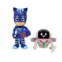 PJ Masks Hero & Villain 2 Pack Catboy & PJ Robot