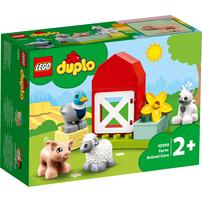 LEGO Duplo Town Farm Animal Care 10949