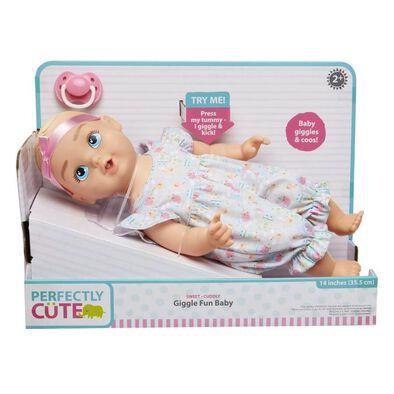 Perfectly CuteGiggle Fun Baby 14 Inch