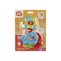 Top Tots Musical Keys Teether