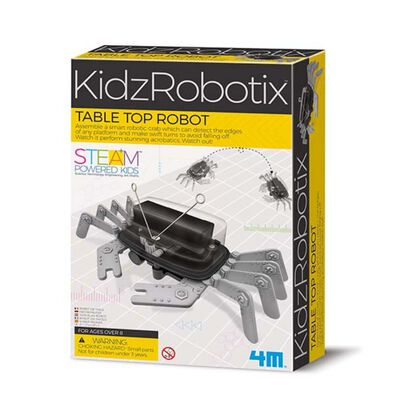 4M Kidz Robotix Table Top Robot