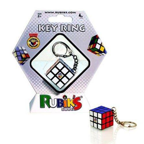 Rubik's 3X3 Mini Cube Keychain