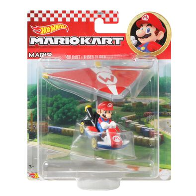 Hot Wheels Mario Kart Glider - Assorted