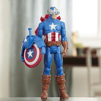Marvel Avengers Titan Hero Series Blast Gear Captain America