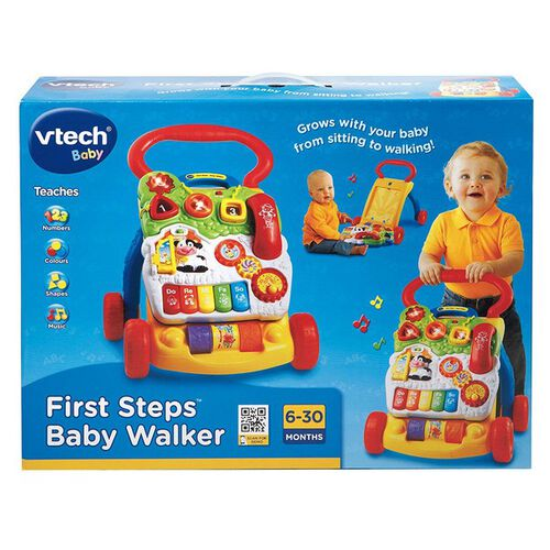 Vtech First Step Baby Wal