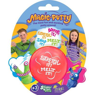 Slimy Swiss Formula Magic Putty - Assorted