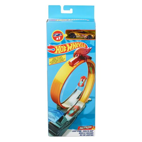 Hotwheels Hot Wheels Classic Stunt - Assorted