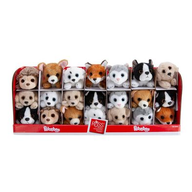 Jazwares - Petooties Soft Toy - Assorted