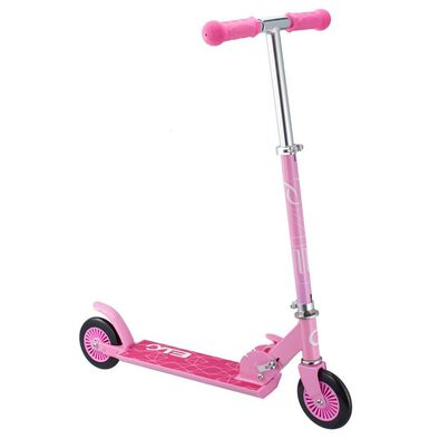 Evo Inline Scooter Pink