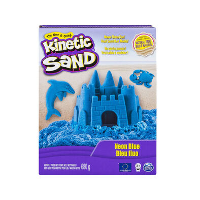 Kinetic Sand Kinetic Neon Sand 680G-Assorted