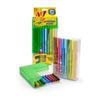 Crayola Washable Dynamic Duos