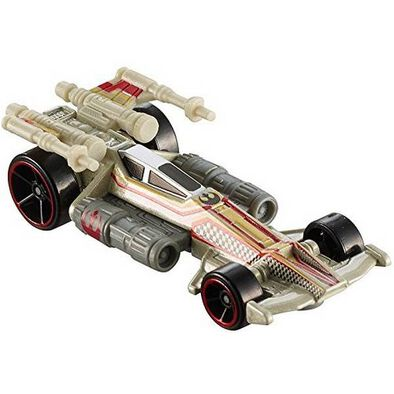 Hot Wheels Star Wars Episode 8 Carship - Assorted