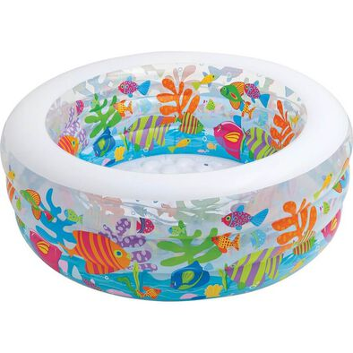 Intex Aquarium Pool
