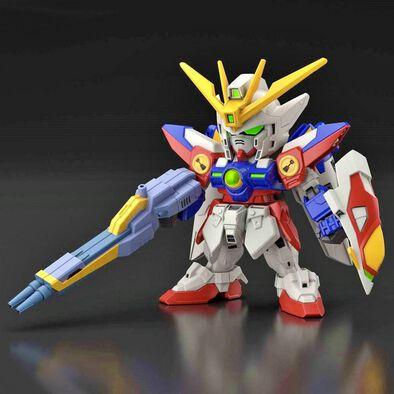 Bandai SD Gundam Ex Standard Wing Gundam Zero