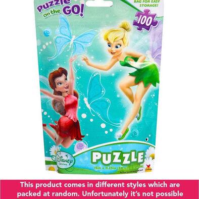 Disney Frozen Puzzle In Foil Bag (Testing)