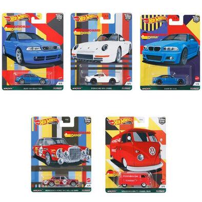 Hot Wheels Car Culture Dash C Set of 10