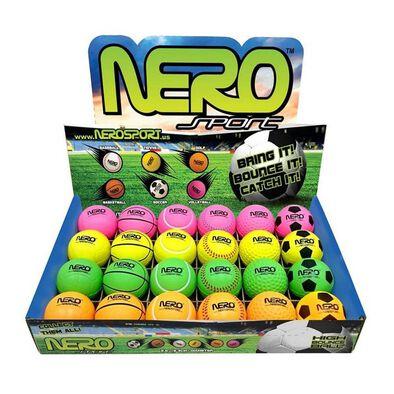 Nero Sport High Bounce Ball