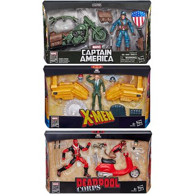 Marvel Legend Series Vehicles - Assorted