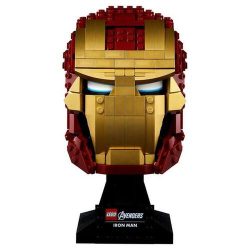 LEGO Marvel Super Heroes Iron Man Helmet 76165