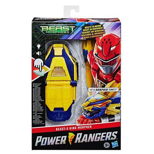 Power Rangers Beast-X King Morpher