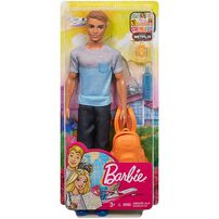 Barbie Travel Ken Doll