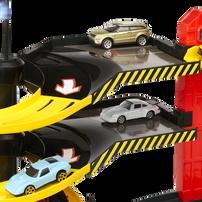 Speed City Sky City Garage