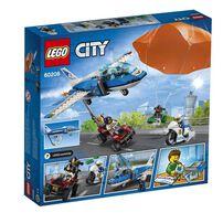 LEGO City Sky Police Parachute Arrest 60208