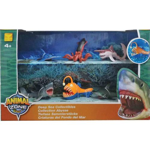Animal Zone Deep Sea Collectibles